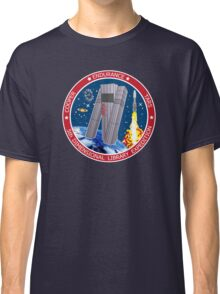 5th Dimensional Library Expedition Classic T-Shirt