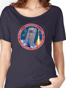 5th Dimensional Library Expedition Women's Relaxed Fit T-Shirt