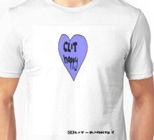 Clit happy Unisex T-Shirt