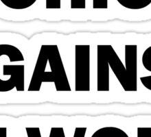 Ohio Against the World Sticker