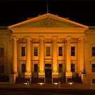 Geelong City Hall by Lynden