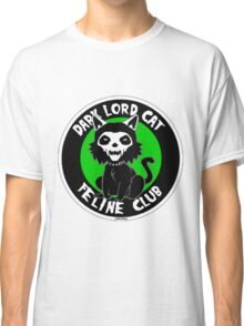 Dark Lord Cat Feline Club Classic T-Shirt
