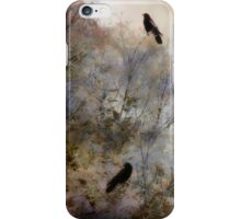 Crow bling iPhone Case/Skin