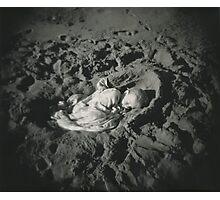 Sand Cradle Photographic Print