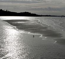 Sandbanks by MakaraUK