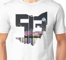 Cincinnati 513 Unisex T-Shirt
