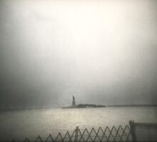 New York Harbor, 2001 by MaxLudi