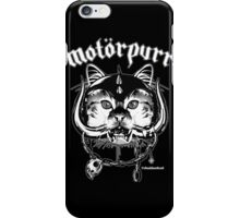 Motorpurr iPhone Case/Skin