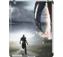 Mass Effect - Shepard Fighting the Reapers iPad Case/Skin