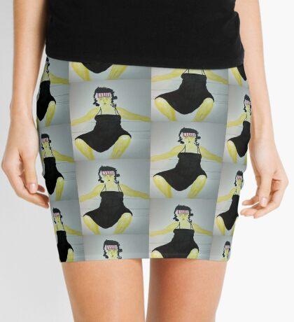 Sleeping Beauty Mini Skirt