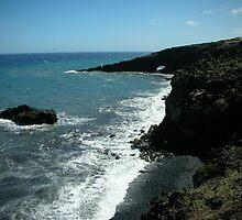 Maui's Wild Windward Coast by aura2000