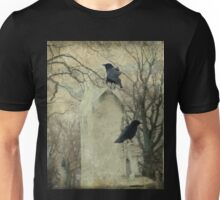 Crows At The Graveyard Unisex T-Shirt