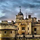 Tower of London by lochithea