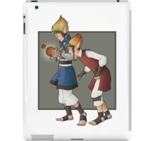 Power Cell iPad Case/Skin