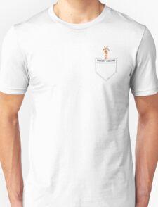 Pocket Giraffe T-Shirt