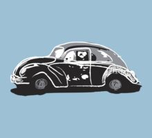 punch buggy white by spankdesign