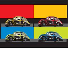punch buggy 80s by spankdesign