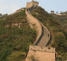 The Great Wall, China by elphonline