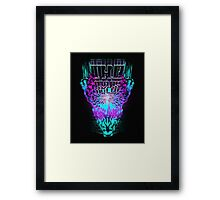 The Mars Volta Evil Genius Framed Print