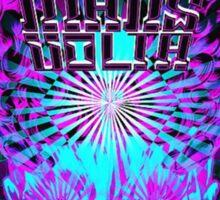 The Mars Volta Evil Genius Sticker