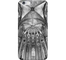 Barcelona Cathedral iPhone Case/Skin