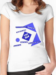 Inspiration OA 3000 Women's Fitted Scoop T-Shirt