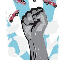 detailed punch buggy poster by spankdesign