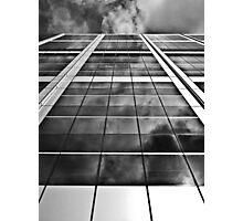 Perth City Skyscraper Photographic Print
