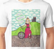 Strong Independent Princess Unisex T-Shirt