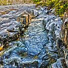 Rushing Water by Andrew Hillegass
