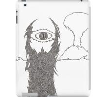 Barad-dûr iPad Case/Skin