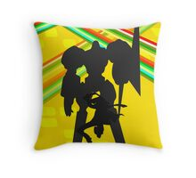 Persona 4 - Kanji Throw Pillow
