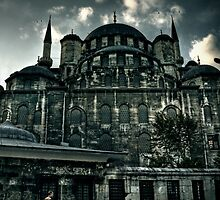 Eminonu Mosque by Kadir Murat Tosun