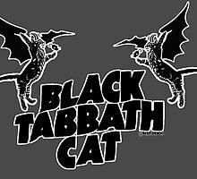 black tabbath cat by darklordpug