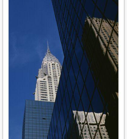 Chrysler Building - NYC Sticker