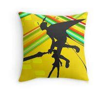 Persona 4 - Naoto Throw Pillow
