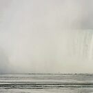 Niagara falls panoramic by chrisfx