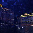 Night Time in Vegas, orbs by ciaobella2u
