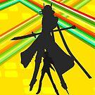 Persona 4 - Yu by Luke Stevens