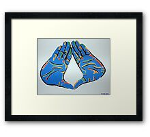 The ROC Framed Print