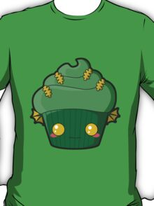 Spooky Cupcake - Swamp Thing T-Shirt