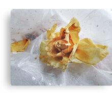 A Faded Memory Unwrapped Canvas Print