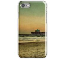 Folly Beach at Sunset: Charleston SC iPhone Case/Skin