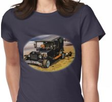 Model T Ford Womens Fitted T-Shirt