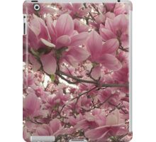 Pink Floral Tree iPad Case/Skin