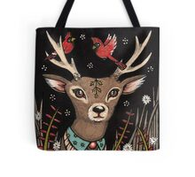 The Smallest Stag Tote Bag