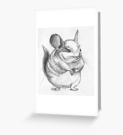 Furry wonder Greeting Card