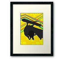 Persona - Teddie Framed Print