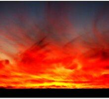 Karoo Sunset #2 by GODofNEON