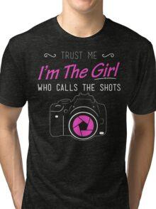 Women's Photography T Shirt Tri-blend T-Shirt